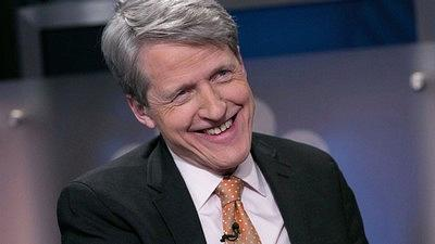Nobel winner Robert Shiller says to stay in the market