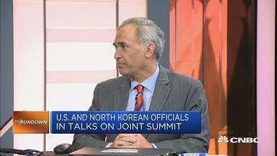 This analyst says the US-North Korea summit 'will occur'