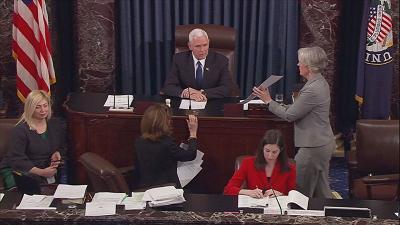 Senate narrowly kills a rule that would've allowed more l...