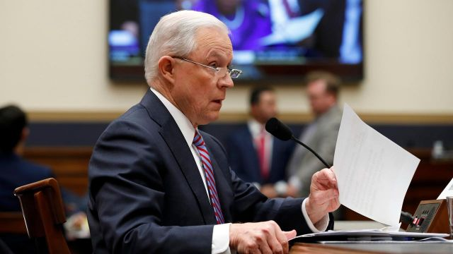 AG Sessions appoints federal prosecutor to investigate FBI