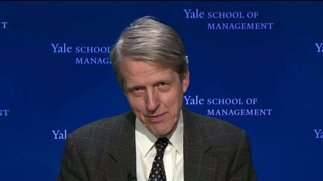 Robert Shiller on rising interest rates