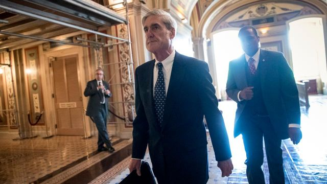 Eric Holder warns GOP over Twitter not to remove Mueller