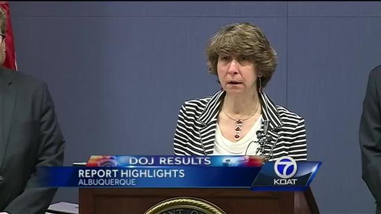 DOJ Report Highlights