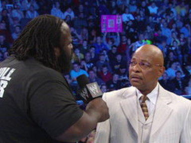 'Friday Night Smack Down': SmackDown General Manager Theodore Long Addresses Mark Henry
