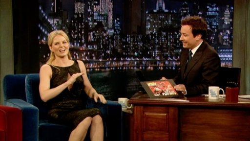 'Late Night With Jimmy Fallon': Jennifer Morrison
