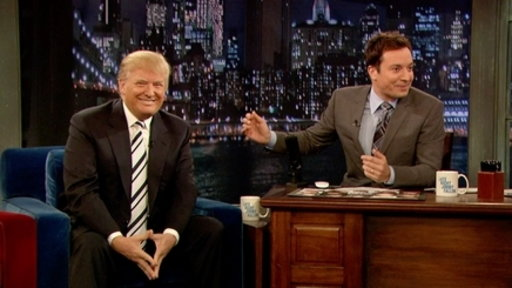 'Late Night With Jimmy Fallon': Donald Trump, Part 2