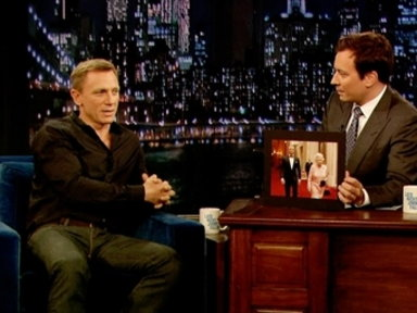 'Late Night With Jimmy Fallon': Daniel Craig, Part 1