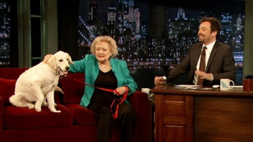 'Late Night With Jimmy Fallon': Betty White, Part 2