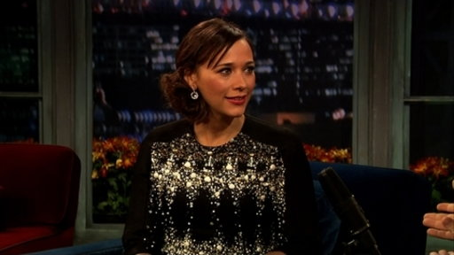 'Late Night With Jimmy Fallon': Rashida Jones, Part 1