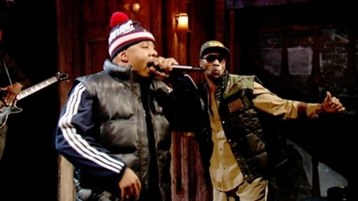 'Late Night With Jimmy Fallon': Wu Tang Clan: Six Directions of Boxing