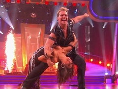 'Friday Night Smack Down': WWE Superstar Chris Jericho Takes On Dancing With the Stars