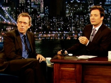 'Late Night With Jimmy Fallon': Hugh Laurie, Part 2