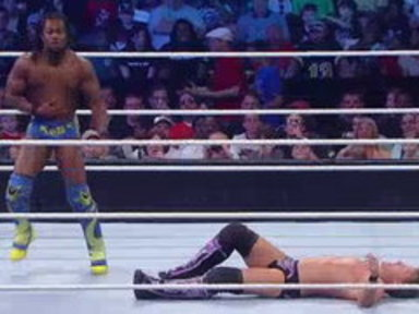 'Friday Night Smack Down': Chris Jericho V Kofi Kingston