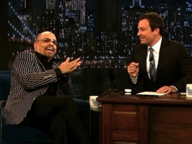 'Late Night With Jimmy Fallon': Ice-T, Part 2