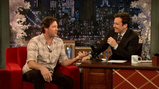 'Late Night With Jimmy Fallon': Ed Burns