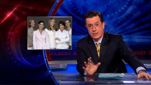'The Colbert Report': Nontraditional Non-White America