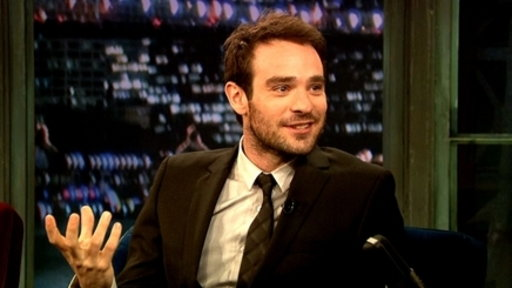 'Late Night With Jimmy Fallon': Charlie Cox, Part 1