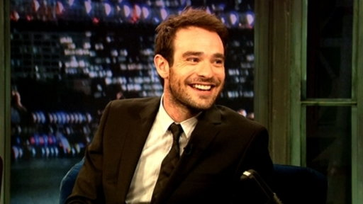 'Late Night With Jimmy Fallon': Charlie Cox, Part 2