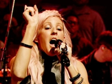 'Late Night With Jimmy Fallon': Ellie Goulding: Anything Could Happen