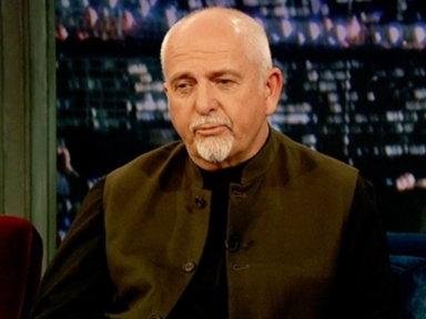 'Late Night With Jimmy Fallon': Peter Gabriel