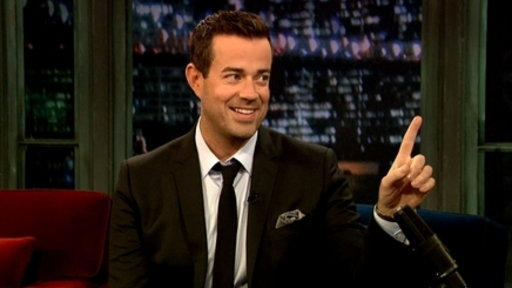 'Late Night With Jimmy Fallon': Carson Daly, Part 1