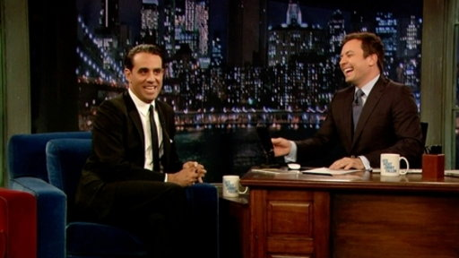 'Late Night With Jimmy Fallon': Bobby Cannavale
