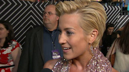 'Dancing With the Stars': Kellie Pickler Shines at CMT Awards