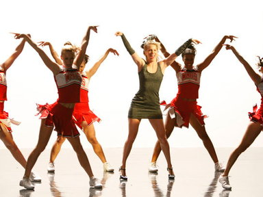 'Glee': Dance With Somebody