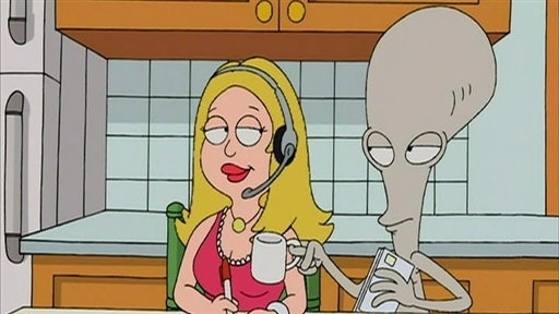 'American Dad': Housewive's Hobby