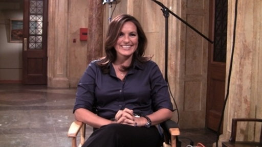 'Law & Order SVU': What Mariska Likes About Benson