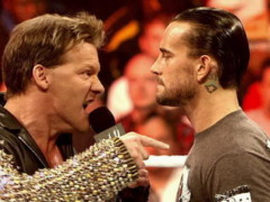 'Friday Night Smack Down': CM Punk and Chris Jericho Strive to Be the WWE Champion and
