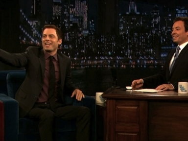'Late Night With Jimmy Fallon': Justin Kirk