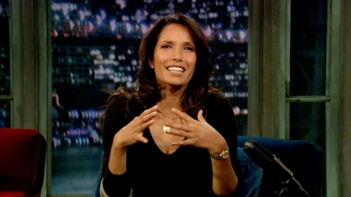 'Late Night With Jimmy Fallon': Padma Lakshmi, Part 2