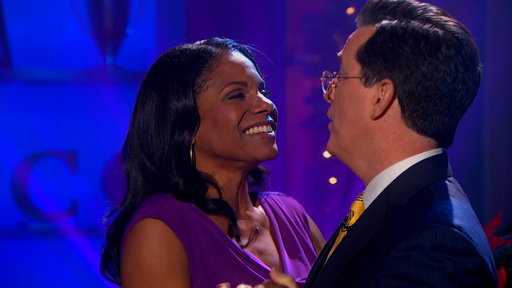 'The Colbert Report': Sign Off: Audra McDonald: Baby, It's Cold Outside