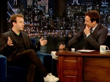'Late Night With Jimmy Fallon': Mike Birbiglia, Part 1