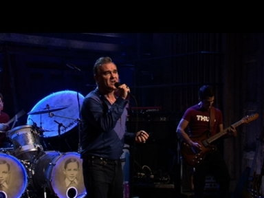 'Late Night With Jimmy Fallon': Morrissey: You Have Killed Me