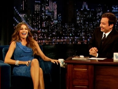 'Late Night With Jimmy Fallon': Sofia Vergara, Part 2