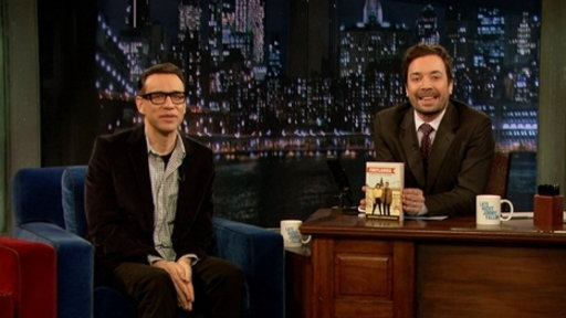 'Late Night With Jimmy Fallon': Fred Armisen
