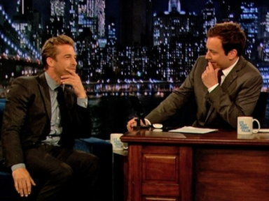 'Late Night With Jimmy Fallon': Scott Speedman