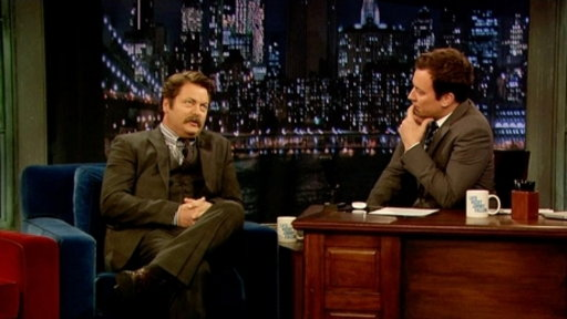 'Late Night With Jimmy Fallon': Nick Offerman