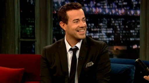 'Late Night With Jimmy Fallon': Carson Daly, Part 2