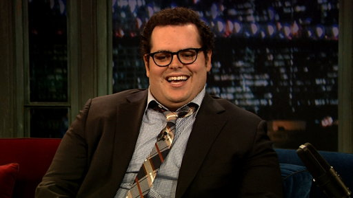 'Late Night With Jimmy Fallon': Josh Gad