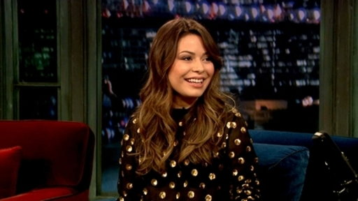 'Late Night With Jimmy Fallon': Miranda Cosgrove, Part 2