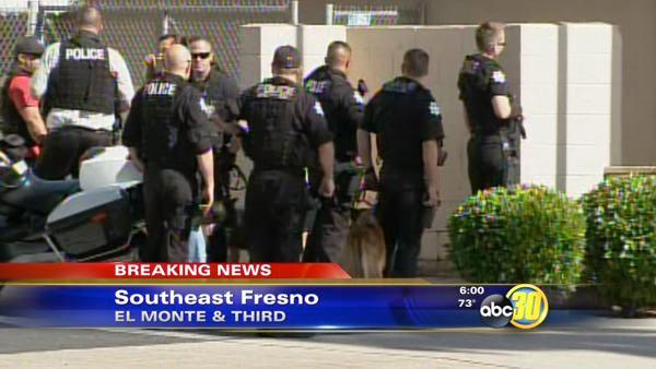 Fresno men arrested after exchanging gunfire with police