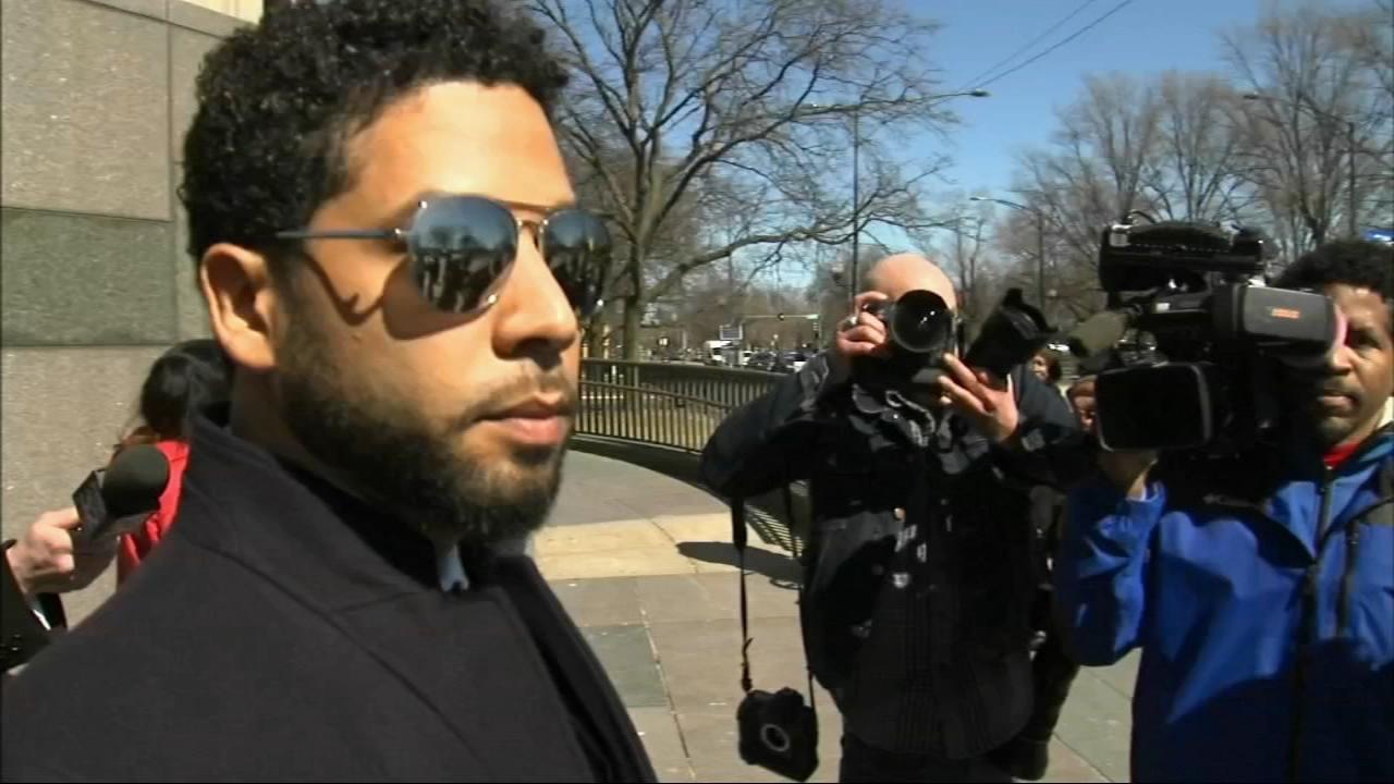 Jussie Smollett case: PR firm says every iota of Empire actors claim true; police differ