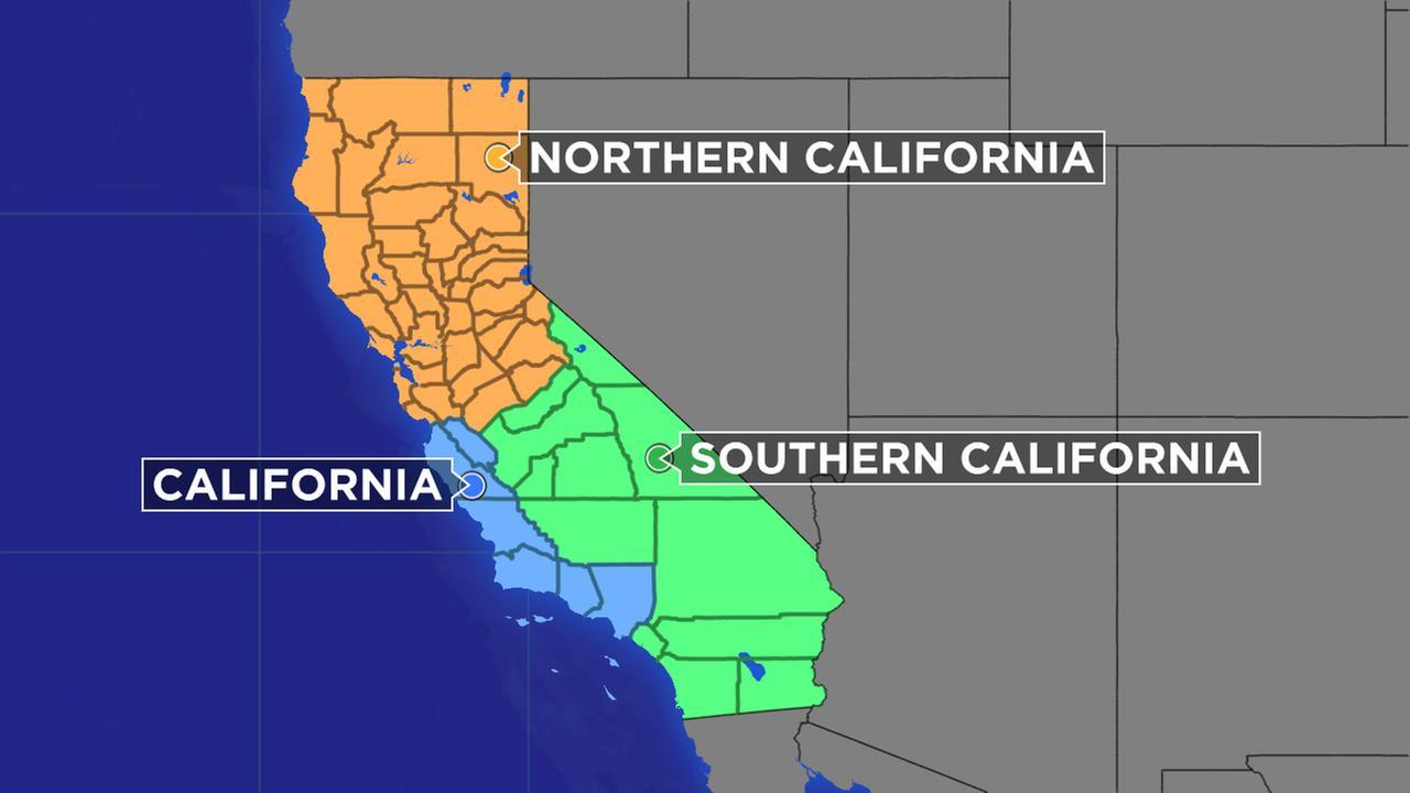 Plan To Split California Into 3 States Eligible For November Ballot