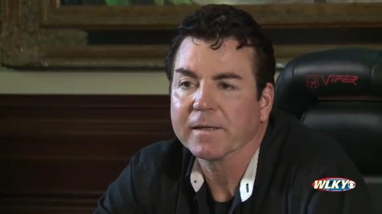Papa John's founder John Schnatter says use of racial slur 'taken out of context'