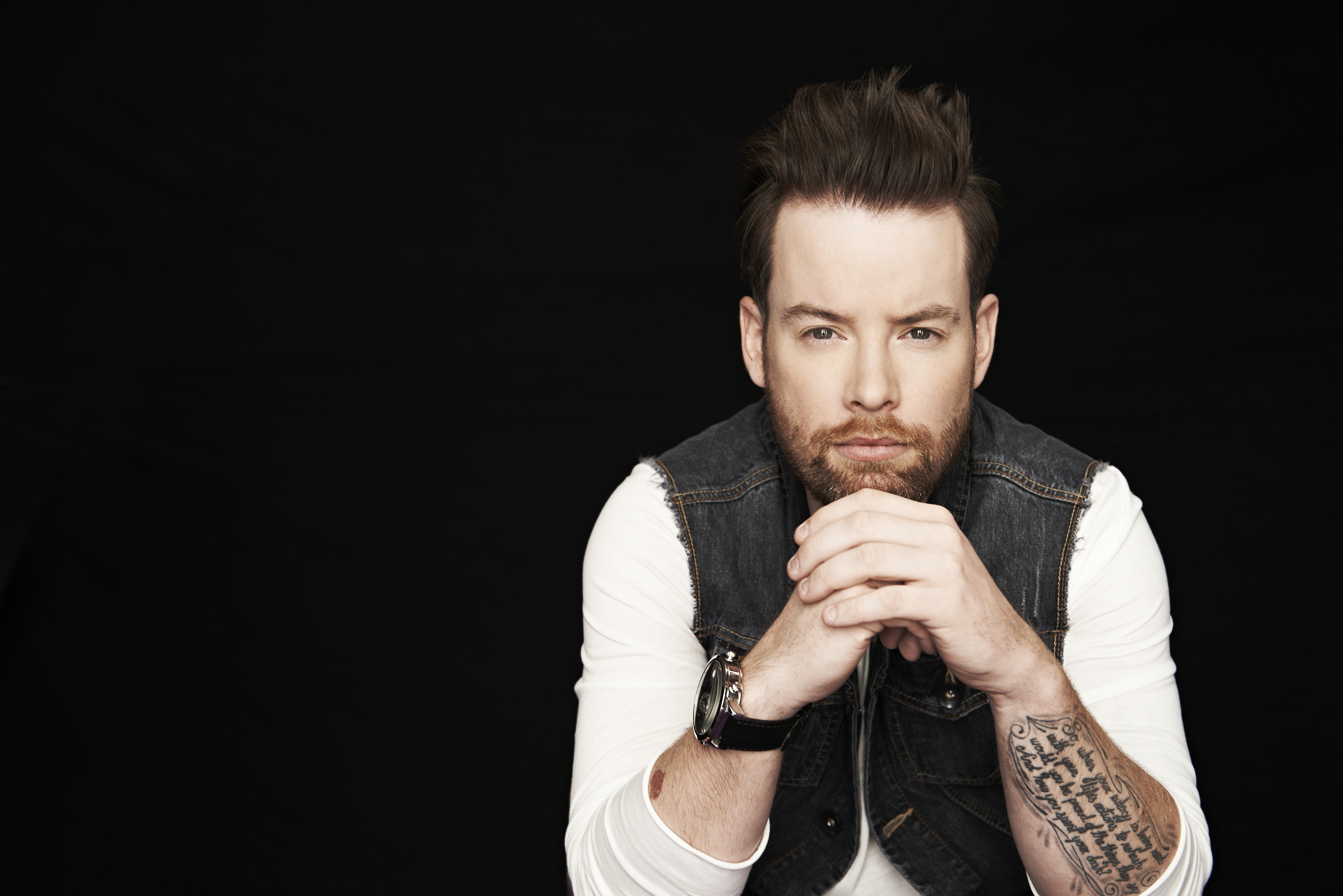 David Cook Idols Middle Child Grows Up