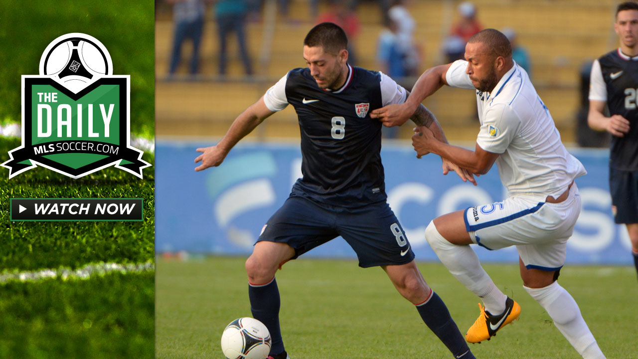 The Daily 6/18 - USA prepare for Honduras, Mastroeni to LA, Castrol Index
