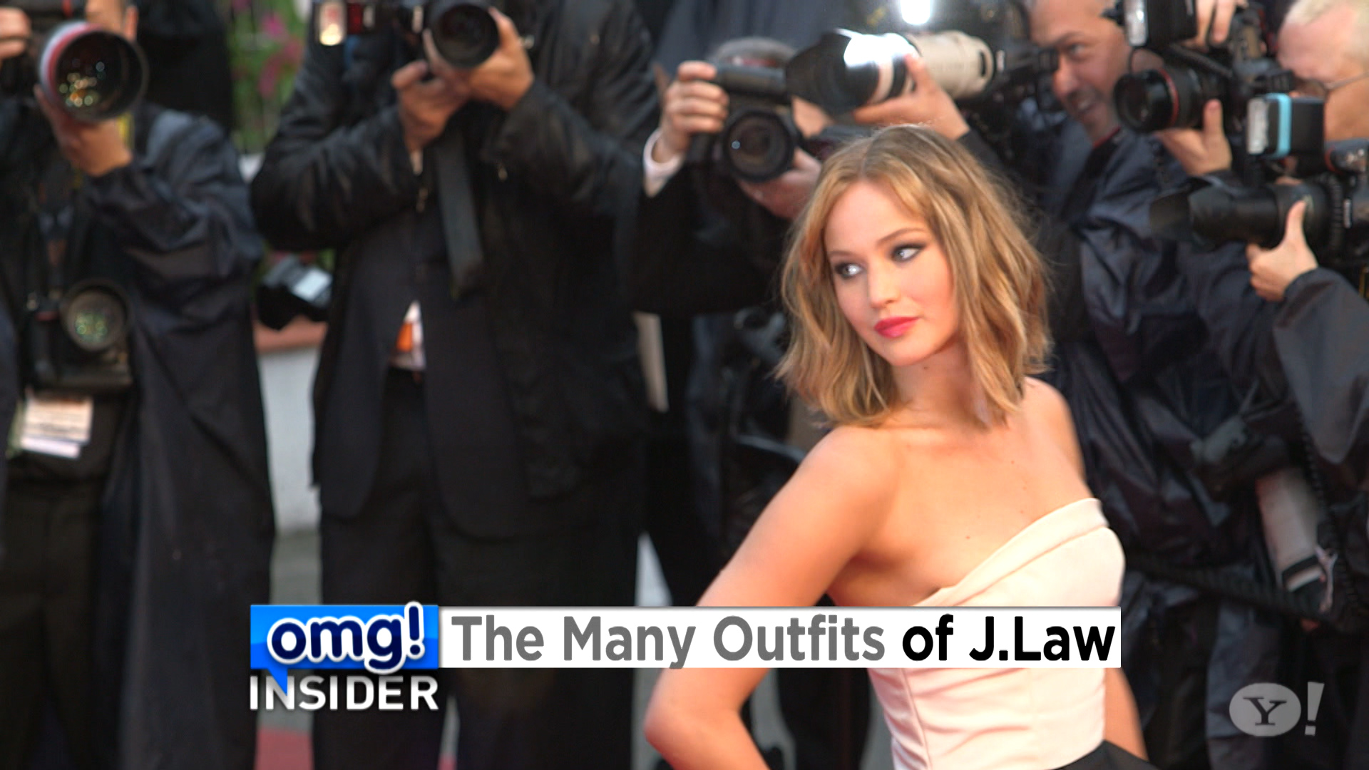 See Jennifer Lawrence Pack Four Wardrobe Changes Into One Day